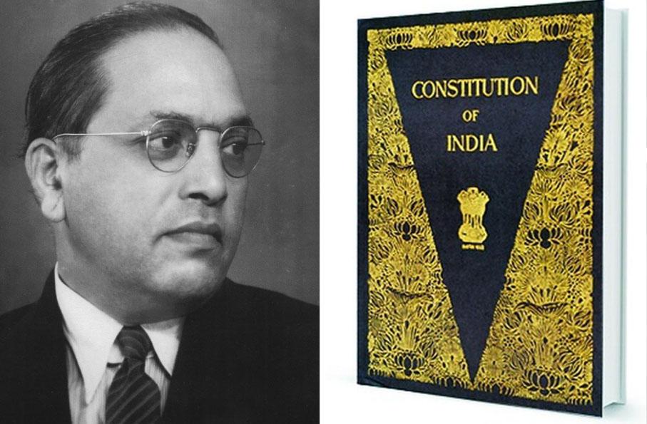 आरएसएस के मुखपत्र में लिखा था- संविधान में कुछ भी भारतीय नहीं!