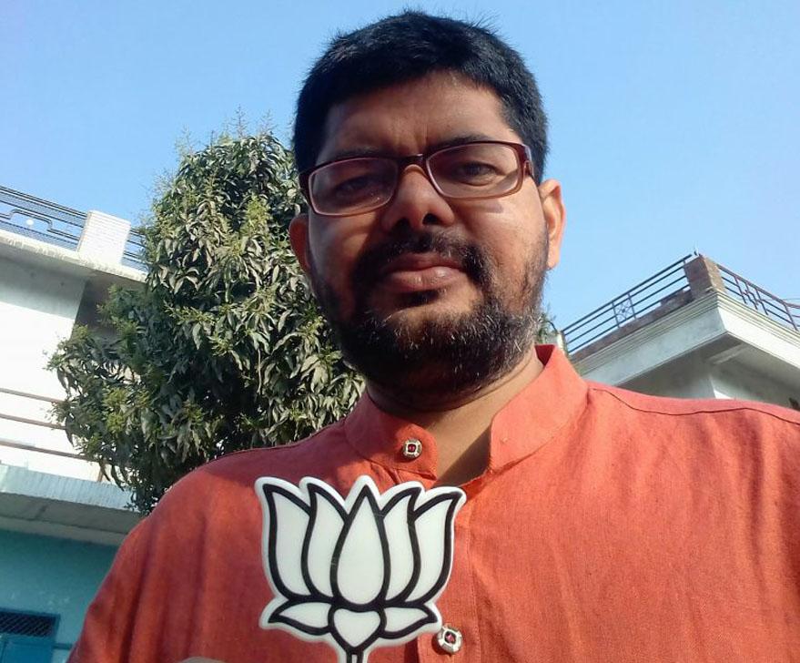 किसान आंदोलन के समर्थन में भाजपा नेता ने पार्टी छोड़ी